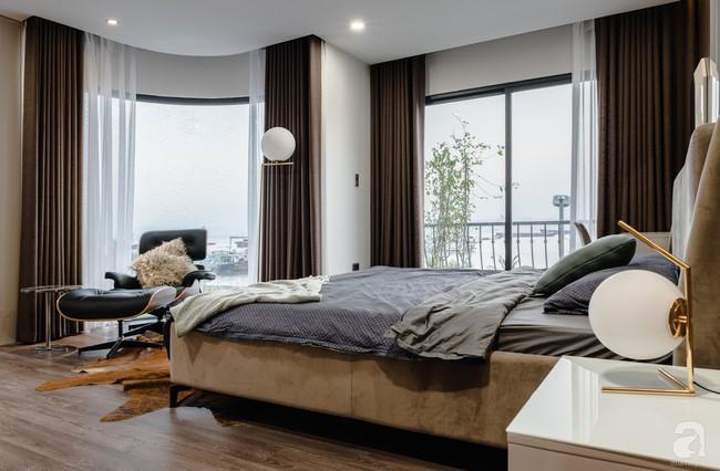 Biệt thự 378m² tạo nên dấu ấn khác biệt với vẻ đẹp hiện đại ở Hạ Long - Ảnh 17.