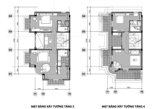 Biệt thự 378m² tạo nên dấu ấn khác biệt với vẻ đẹp hiện đại ở Hạ Long - Ảnh 25.