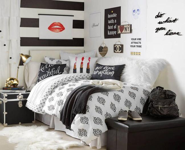 4 ý tưởng lưu trữ tối đa cho phòng ngủ vừa đẹp vừa gọn gàng - Ảnh 10.