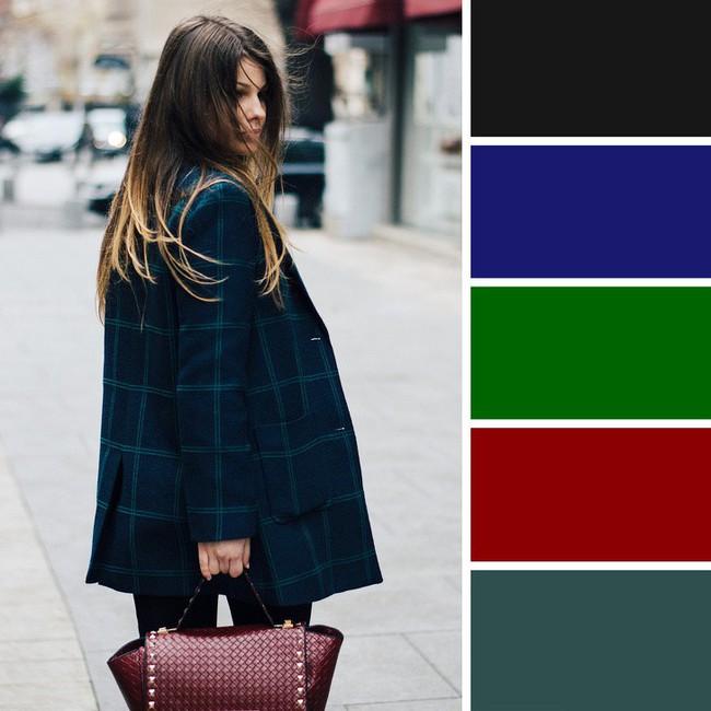 10 kiểu kết hợp màu sắc trang phục cực tinh tế mà vẫn giúp chị em nổi bật giữa những ngày đông lạnh giá - Ảnh 10.
