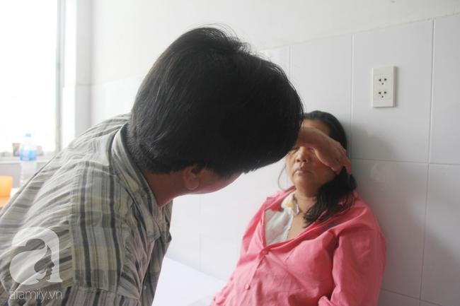 Đường cùng của người con trai cụt tay, gởi con ở quê để vào bệnh viện nuôi mẹ già suy thận mạn giai đoạn cuối - Ảnh 10.