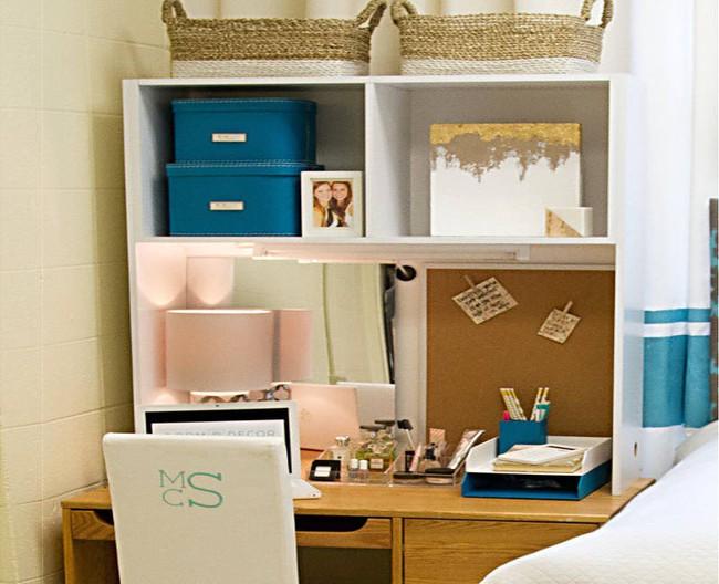 4 ý tưởng lưu trữ tối đa cho phòng ngủ vừa đẹp vừa gọn gàng - Ảnh 3.
