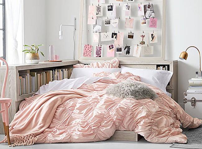 4 ý tưởng lưu trữ tối đa cho phòng ngủ vừa đẹp vừa gọn gàng - Ảnh 5.