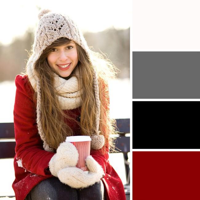 10 kiểu kết hợp màu sắc trang phục cực tinh tế mà vẫn giúp chị em nổi bật giữa những ngày đông lạnh giá - Ảnh 5.