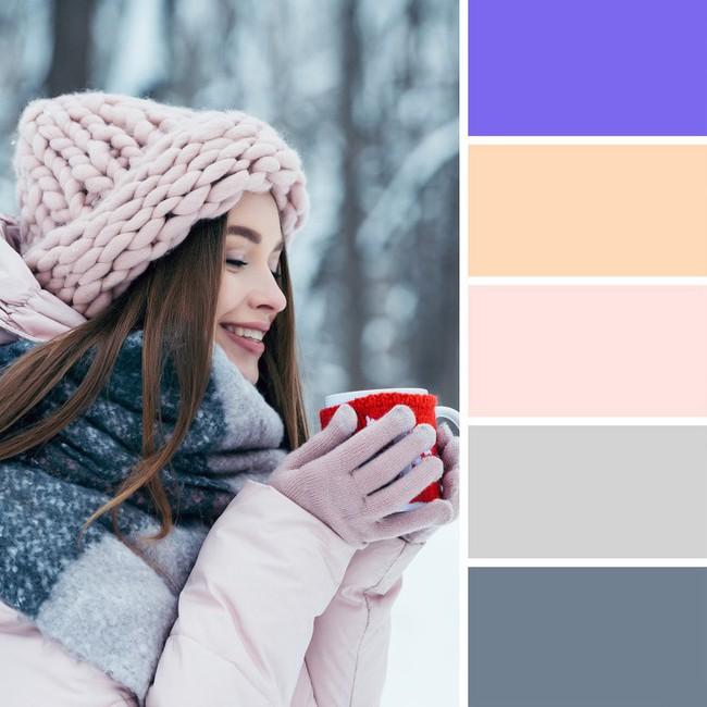 10 kiểu kết hợp màu sắc trang phục cực tinh tế mà vẫn giúp chị em nổi bật giữa những ngày đông lạnh giá - Ảnh 7.