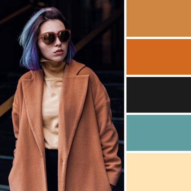 10 kiểu kết hợp màu sắc trang phục cực tinh tế mà vẫn giúp chị em nổi bật giữa những ngày đông lạnh giá - Ảnh 9.