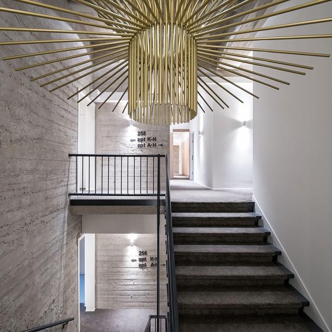 Ngôi nhà đúng chất đô thị trong không gian tinh tế và phong cách không thể nhầm lẫn - Ảnh 8.