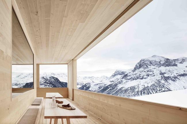 15 công trình kiến trúc nhà ở đáng kinh ngạc nằm cheo leo trên vách núi, số 14 thách thức những người sợ độ cao - Ảnh 1.