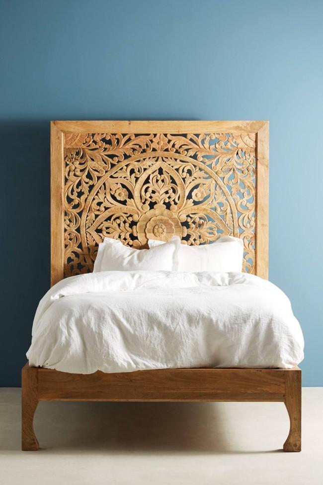 Mách bạn cách chọn đồ nội thất cho 9 phong cách phòng ngủ có tông màu trắng - Ảnh 10.
