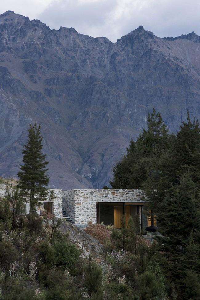 15 công trình kiến trúc nhà ở đáng kinh ngạc nằm cheo leo trên vách núi, số 14 thách thức những người sợ độ cao - Ảnh 6.