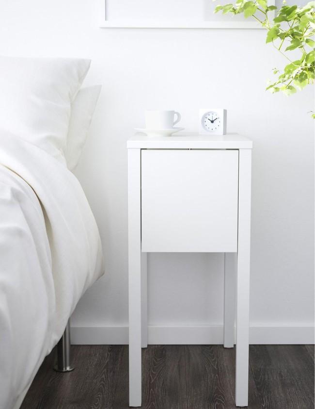 Mách bạn cách chọn đồ nội thất cho 9 phong cách phòng ngủ có tông màu trắng - Ảnh 13.