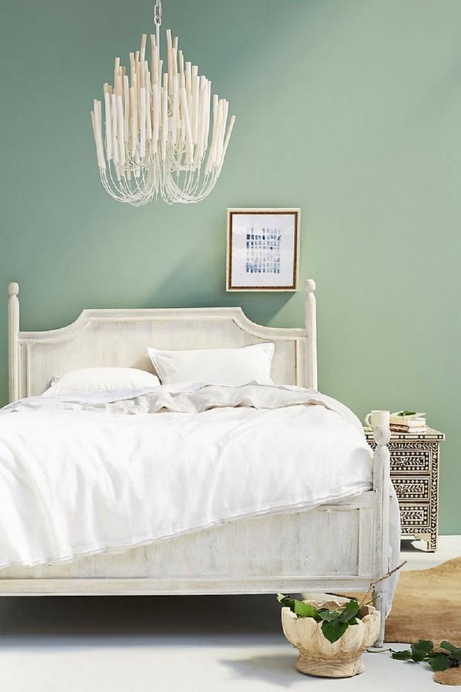 Mách bạn cách chọn đồ nội thất cho 9 phong cách phòng ngủ có tông màu trắng - Ảnh 15.