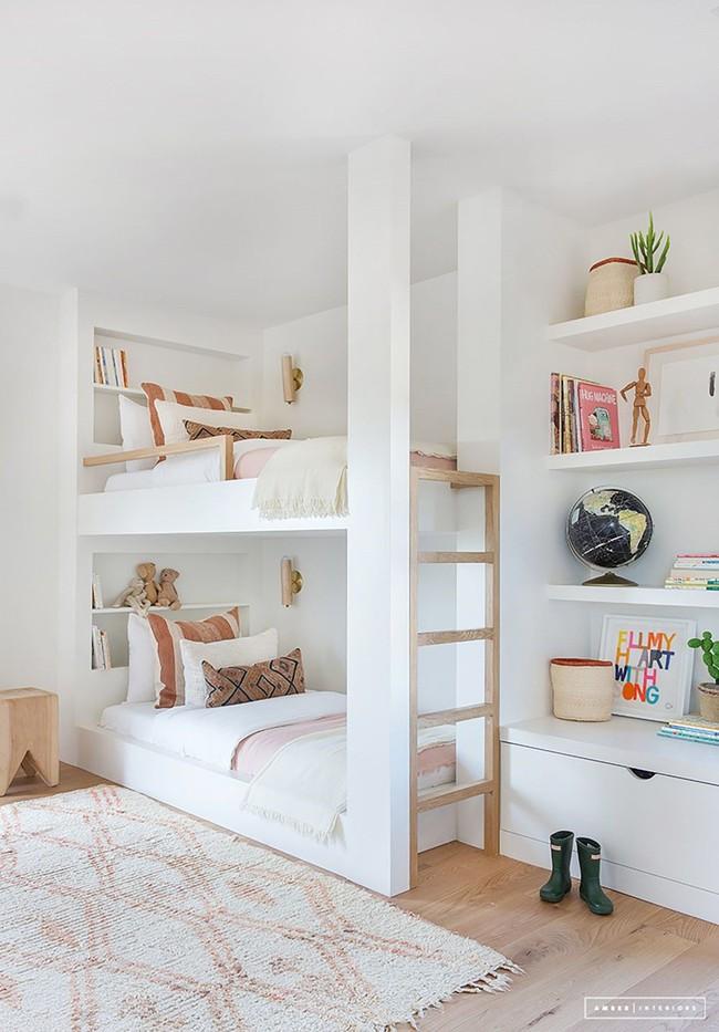 Mách bạn cách chọn đồ nội thất cho 9 phong cách phòng ngủ có tông màu trắng - Ảnh 22.
