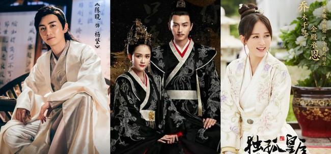10 bộ phim truyền hình cổ trang được mong chờ sẽ khuấy đảo màn ảnh Hoa ngữ trong năm 2019 - Ảnh 3.
