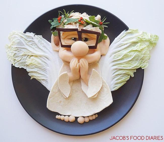 Đã mắt ngắm cách trang trí món ăn tuyệt đẹp của mẹ đảm để dụ dỗ con ăn rau dễ dàng - Ảnh 9.