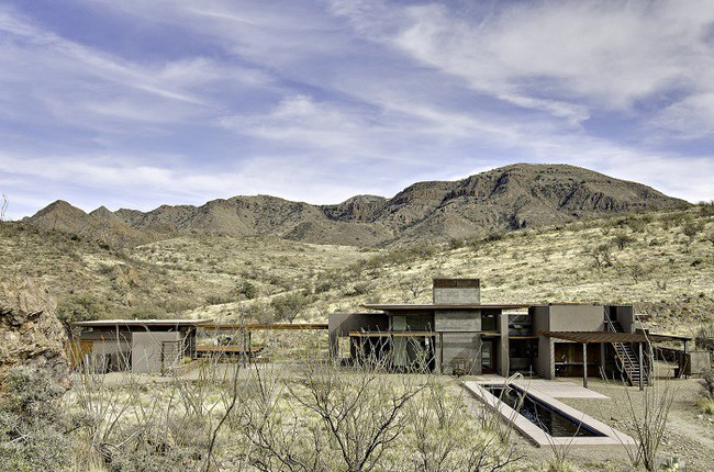 15 công trình kiến trúc nhà ở đáng kinh ngạc nằm cheo leo trên vách núi, số 14 thách thức những người sợ độ cao - Ảnh 15.