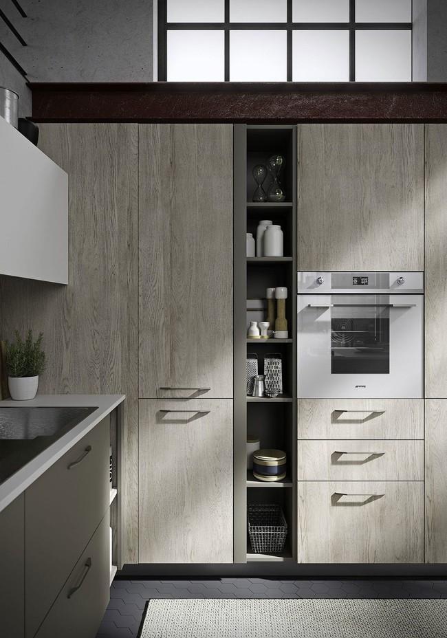 Vừa đẹp vừa thông minh, nhà bếp kiểu này sẽ thu hút các bà nội trợ ngay từ cái nhìn đầu tiên - Ảnh 10.