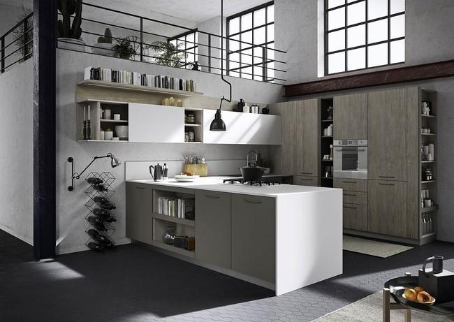 Vừa đẹp vừa thông minh, nhà bếp kiểu này sẽ thu hút các bà nội trợ ngay từ cái nhìn đầu tiên - Ảnh 3.