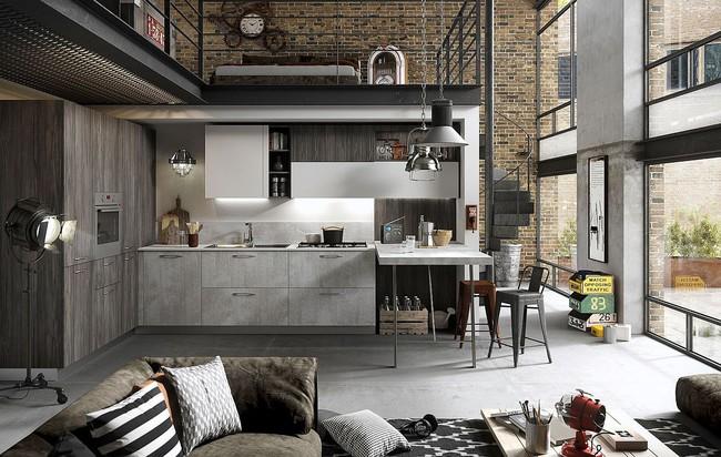 Vừa đẹp vừa thông minh, nhà bếp kiểu này sẽ thu hút các bà nội trợ ngay từ cái nhìn đầu tiên - Ảnh 4.
