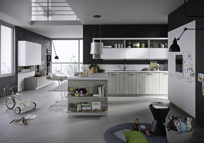 Vừa đẹp vừa thông minh, nhà bếp kiểu này sẽ thu hút các bà nội trợ ngay từ cái nhìn đầu tiên - Ảnh 5.