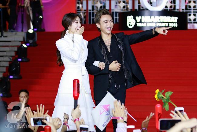 Midu đẹp tựa nữ thần, Soobin Hoàng Sơn tình tứ khoát tay Ji Yeon (T-ara) trên thảm đỏ - Ảnh 5.