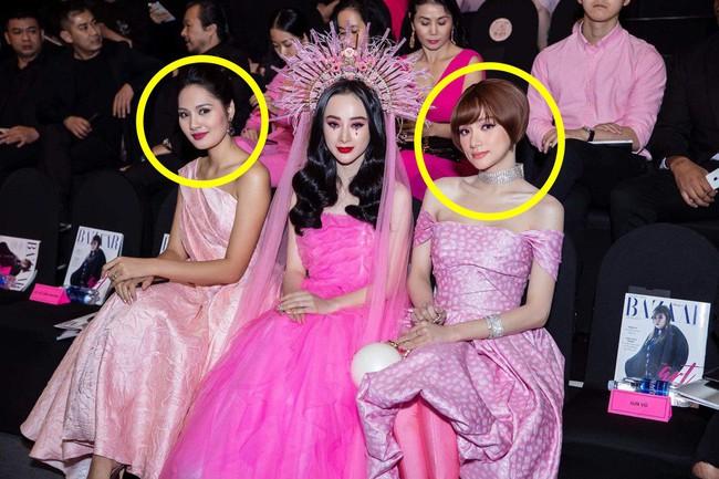 Angela Phương Trinh ngồi thật buồn giữa hai cô Hương Giang - Ảnh 6.