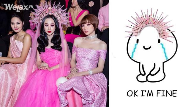 Angela Phương Trinh ngồi thật buồn giữa hai cô Hương Giang - Ảnh 7.