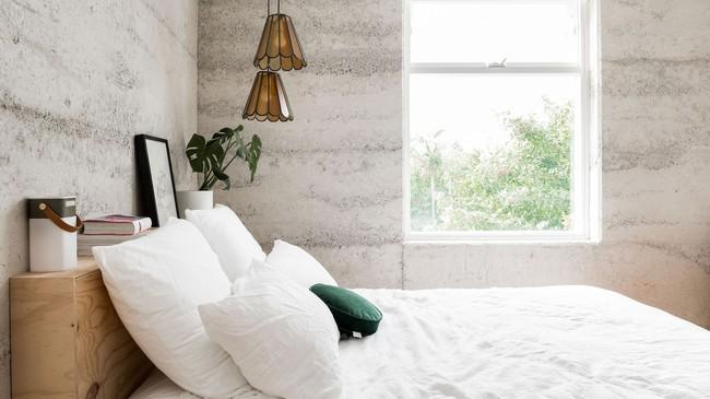 Ngôi nhà xanh vô cùng thân thiện với môi trường, được cặp đôi tự tay thiết kế bằng vật liệu tái chế  - Ảnh 11.