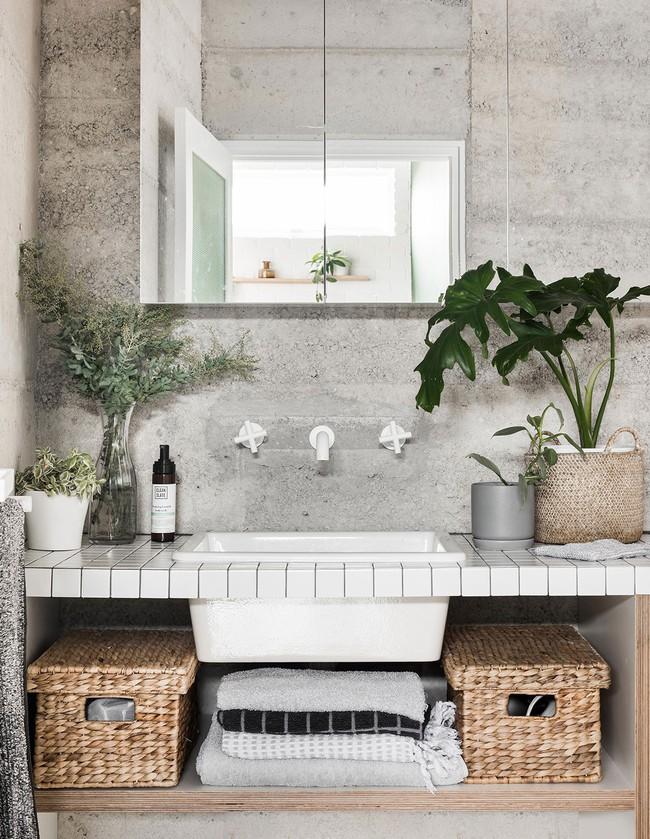Ngôi nhà xanh vô cùng thân thiện với môi trường, được cặp đôi tự tay thiết kế bằng vật liệu tái chế  - Ảnh 13.