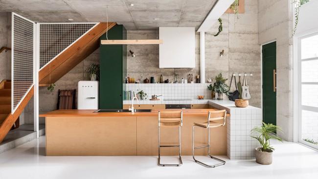 Ngôi nhà xanh vô cùng thân thiện với môi trường, được cặp đôi tự tay thiết kế bằng vật liệu tái chế  - Ảnh 5.