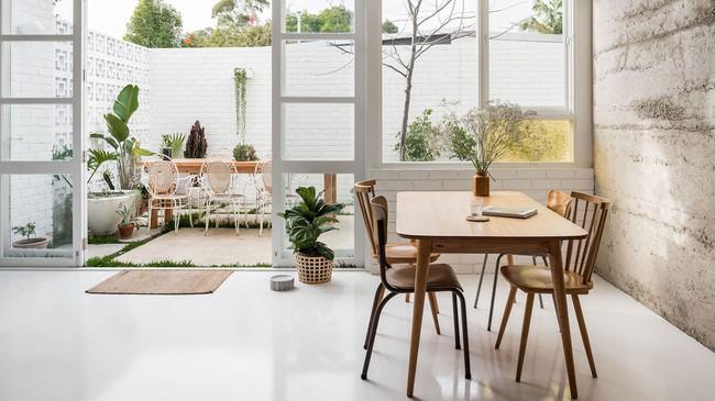 Ngôi nhà xanh vô cùng thân thiện với môi trường, được cặp đôi tự tay thiết kế bằng vật liệu tái chế  - Ảnh 8.