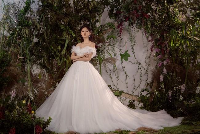 Lộ diện váy cưới Cinderella đời thực trị giá 400 triệu của Á hậu Thanh Tú - Ảnh 2.