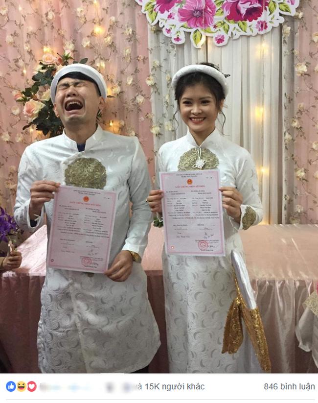 Ngoài đám cưới của rapper Tiến Đạt, còn một đám khác cũng hút spotlight MXH hôm nay, đặc biệt là chú rể - Ảnh 1.