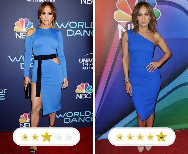 8 sai lầm trong việc kết hợp màu và kiểu dáng trang phục làm khuyết điểm cơ thể chị em hoàn toàn bị phô bày - Ảnh 2.