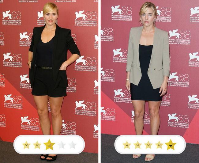 8 sai lầm trong việc kết hợp màu và kiểu dáng trang phục làm khuyết điểm cơ thể chị em hoàn toàn bị phô bày - Ảnh 7.