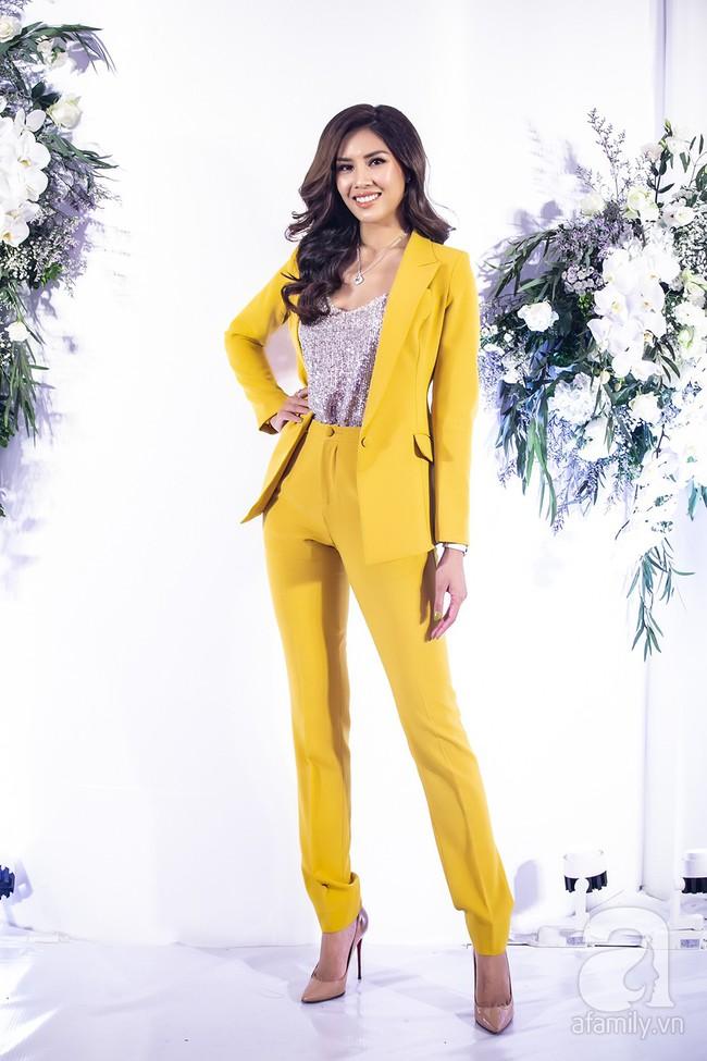 Sau một năm biến mất khỏi showbiz, Á hậu Nguyễn Thị Loan tái xuất với phong cách đẳng cấp trong ngày trở thành bà chủ - Ảnh 5.