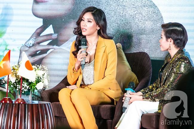 Sau một năm biến mất khỏi showbiz, Á hậu Nguyễn Thị Loan tái xuất với phong cách đẳng cấp trong ngày trở thành bà chủ - Ảnh 7.