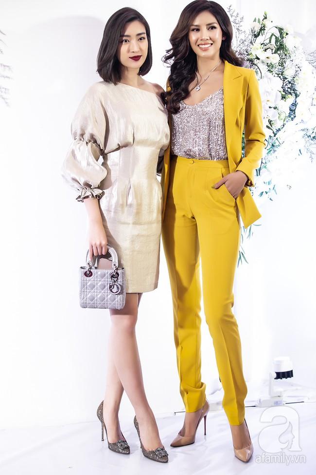 Sau một năm biến mất khỏi showbiz, Á hậu Nguyễn Thị Loan tái xuất với phong cách đẳng cấp trong ngày trở thành bà chủ - Ảnh 11.