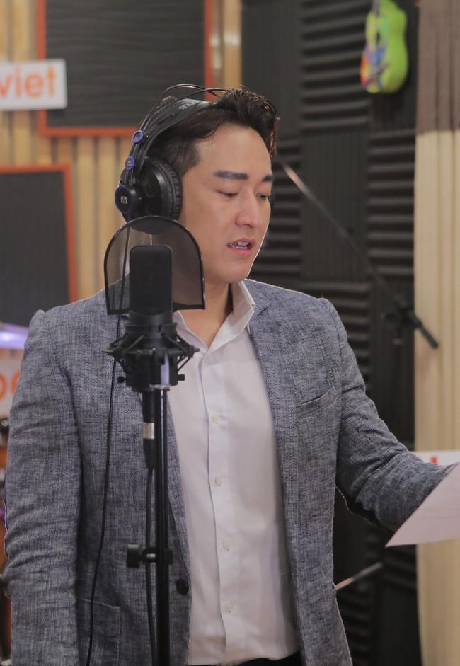 Sau nhiều năm gác micro, Hứa Vĩ Văn bất ngờ quay lại hát hò với Thanh Hà  - Ảnh 1.