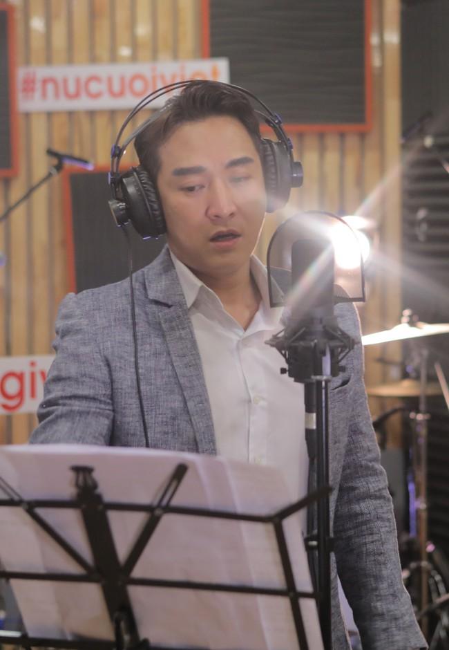 Sau nhiều năm gác micro, Hứa Vĩ Văn bất ngờ quay lại hát hò với Thanh Hà  - Ảnh 3.