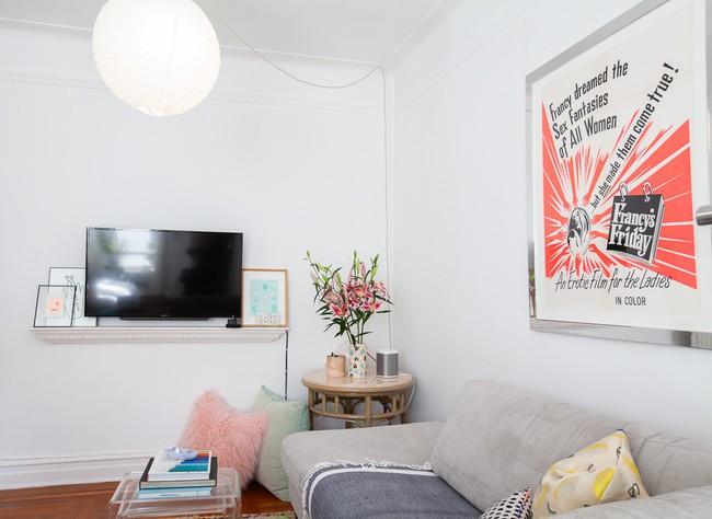 Căn hộ studio 42m² này là minh chứng hoàn hảo cho câu nói: Nhà là nơi để về - Ảnh 4.