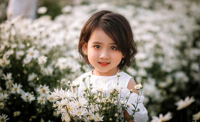 Đánh bại tất cả các bộ ảnh khác, 2 chị em soán ngôi công chúa mùa cúc họa mi năm nay vì quá xinh - Ảnh 6.