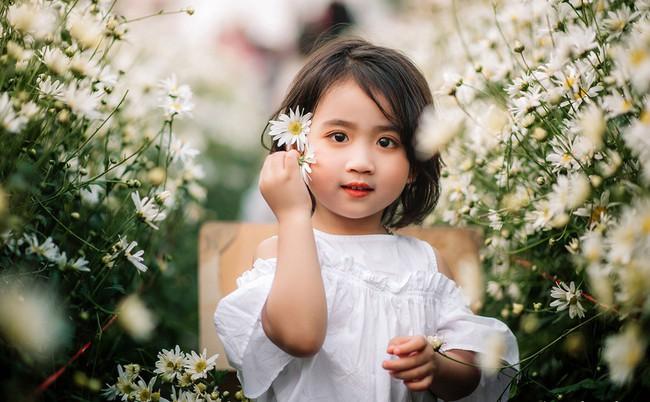 Đánh bại tất cả các bộ ảnh khác, 2 chị em soán ngôi công chúa mùa cúc họa mi năm nay vì quá xinh - Ảnh 11.