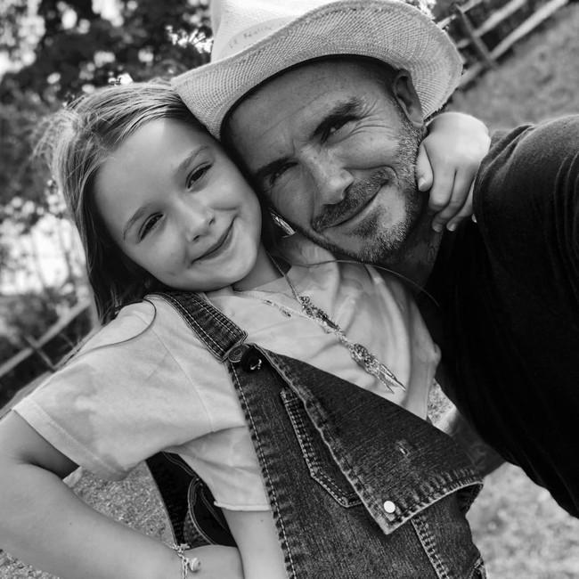 Con gái 7 tuổi bố vẫn hôn môi con, có nên thể hiện tình cảm theo cách mà Beckham vẫn làm? - Ảnh 2.