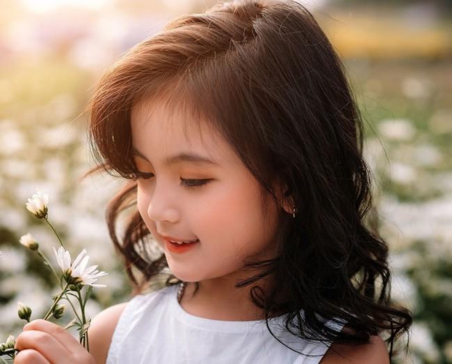 Vẻ đẹp của của cô chị khiến nhiều người phải nao lòng.