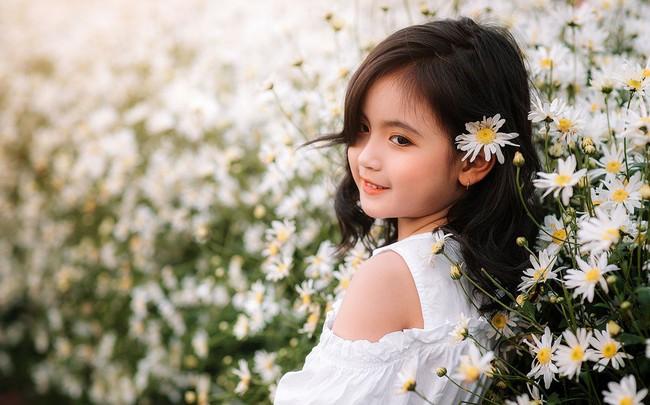 Nhan sắc của nàng công chúa này được dự đoán sẽ làm xiêu lòng biết bao nhiêu người nữa trong tương lai.