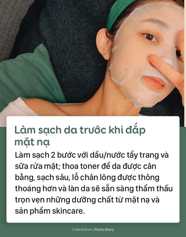 Những bí quyết trong việc đắp mặt nạ giúp tăng gấp đôi hiệu quả mà không phải ai cũng biết - Ảnh 1.