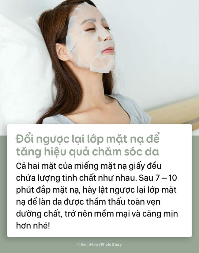 Những bí quyết trong việc đắp mặt nạ giúp tăng gấp đôi hiệu quả mà không phải ai cũng biết - Ảnh 5.