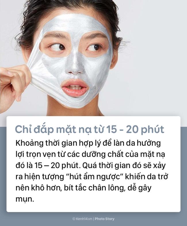 Những bí quyết trong việc đắp mặt nạ giúp tăng gấp đôi hiệu quả mà không phải ai cũng biết - Ảnh 11.