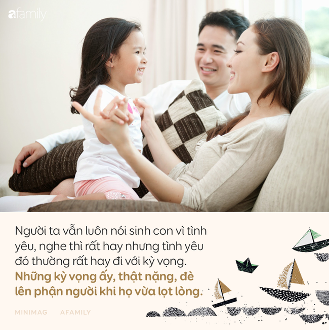 Nói yêu vô điều kiện, nhưng dường như cha mẹ chưa từng thôi mong cầu và đặt gánh nặng báo đáp lên vai con - Ảnh 5.